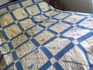 Friendship Quilt of Lena Belle Salmans