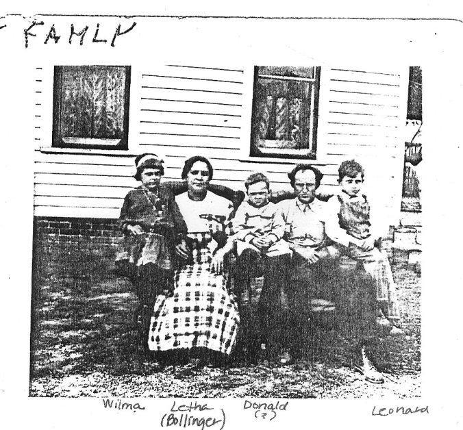"""""""Tuck"""" Swise Family"""